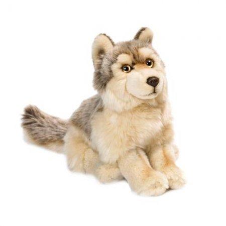WWF Plüschtier Wolf 25 cm
