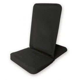 XL-BACKJACK. black - Bodenstuhl extra groß