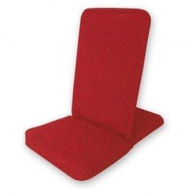 XL-BACKJACK. red - Bodenstuhl extra groß