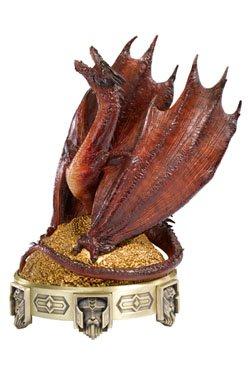 Der Hobbit Smaugs Einöde Statue mit Räuchereinsatz Smaug 25 cm