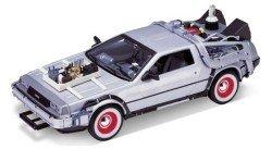 Zurueck in die Zukunft III Diecast Modell 1/24 81er DeLorean LK Coupe