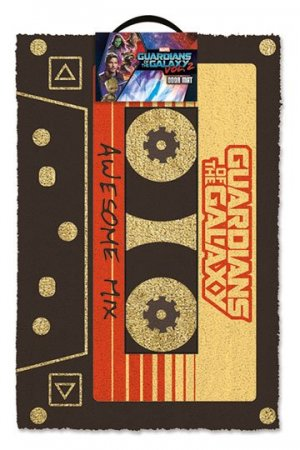 Guardians of the Galaxy Vol. 2 Fußmatte Awesome Mix 40 x 60 cm