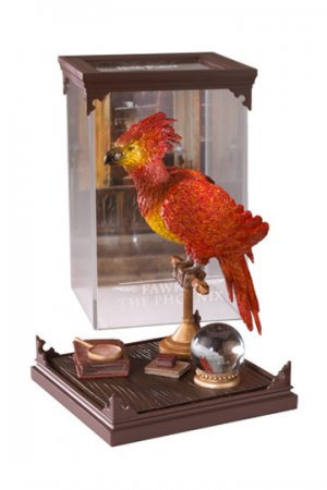 Harry Potter Magical Creatures Statue Fawkes 19 cm