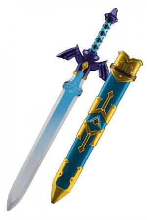 Legend of Zelda Skyward Sword Kunststoff-Replik Link´s Masterschwert 66 cm