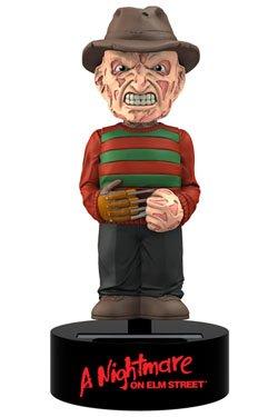 Nightmare on Elm Street Body Knocker Wackelfigur Freddy 15 cm