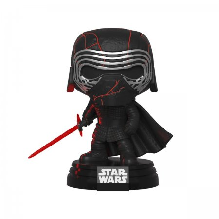 Star Wars Episode IX Electronic POP! Movies Vinyl Figur mit Sound & Leuchtfunktion Kylo Ren 9 cm