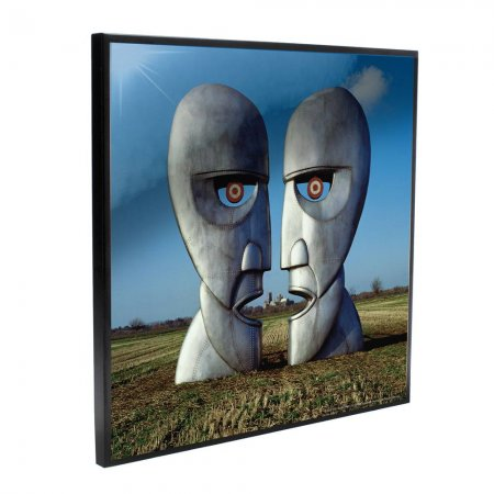 Pink Floyd Crystal Clear Picture Wanddekoration The Division Bell 32 x 32 cm
