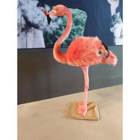Plüschtier Flamingo stehend 110 cm