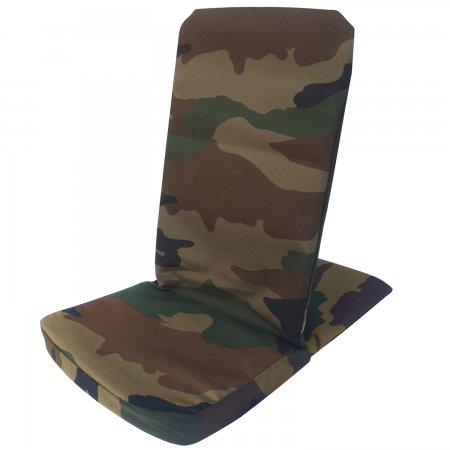Bodenstuhl faltbar, abwasch. Camouflage