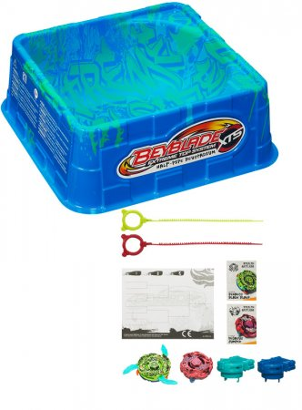 Beyblade Battle Set Halfpipe