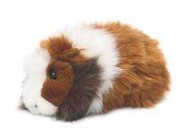 WWF Plüschtier Meerschweinchen 19cm  braun/weiß