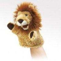 Handpuppe Kleiner Löwe 17,5 cm