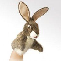 Handpuppe Kleiner Hase 25 cm