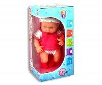 BABY-PUPPE 24CM 3-FACH SORTIERT