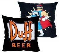 Duff Beer Kissen Duff Man 40 cm