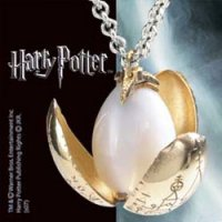 Harry Potter Anhaenger mit Kette Das Goldene Ei