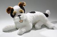 Fox Terrier liegend 42 cm