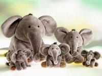 Plüsch Elefant Elefant