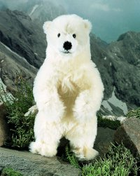 Kösener- Eisbär Hudson Mohair