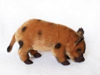 Kösener -Micro Pig Mohair, rotbraun