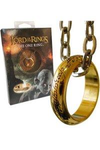 Herr der Ringe Ring Der Eine Ring (vergoldet)
