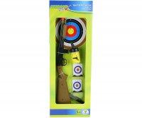 Kinder Sportschützen Set Spielzeug Gewehr + Munition + Zielscheibe Kugelgewehr