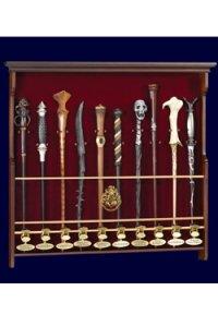 Harry Potter Wandhalterung für 10 Zauberstäbe