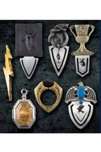 Harry Potter Lesezeichen 7er Set The Horcrux Collection
