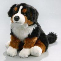 Berner Sennenhund sitzend 30 cm