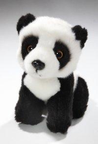 Panda Bär sitzend 20 cm