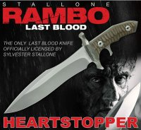 Rambo III Replik 1/1 Messer Standard Edition 46 cm
