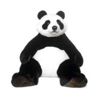 Panda, sitzend Riesenplüsch 100cm