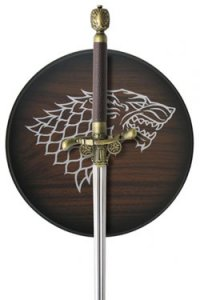 Game of Thrones Replik 1/1 Needle Schwert der Arya Stark 77 cm