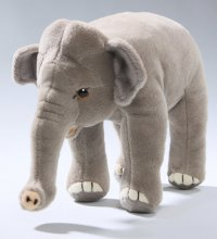 Elefant stehend 20 cm