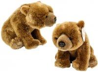 Plüsch Grizzly Bär 25cm