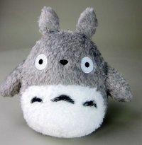 Studio Ghibli Plüschfigur Fluffy Big Totoro 22 cm