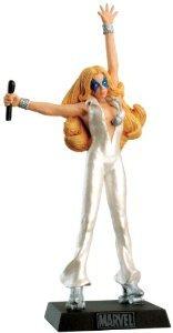 Marvel Comics Minifigur Dazzler 10 cm
