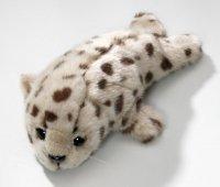 Seehund grau mit Punkten 21 cm