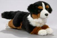 Berner Sennenhund liegend 20 cm