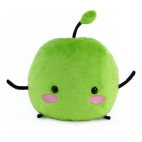 Stardew Valley Plüschfigur Junimo Green 29 cm