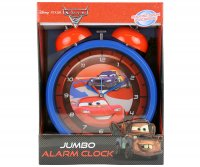 Disney Jumbo Wecker mit Alarmfunktion 24x9x31cm