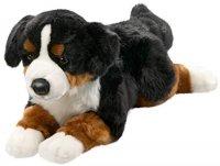 Berner Sennenhund mit Leine ca. 22 cm