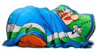 Asterix Kissen Sleeping Obelix 74 cm