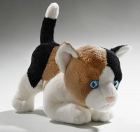 Katze Calico 18 cm