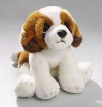 Berner Sennenhund sitzend 24 cm