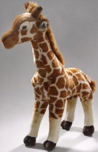 Giraffe stehend 55 cm 40 cm lang