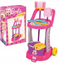 Barbie-Reinigungs-Trolley
