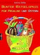 Bunter Rätselspaß für Frühling und Ostern