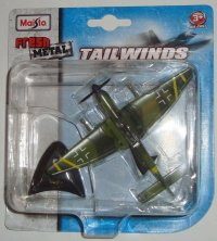 Fresh Metal Series Die-Cast Airplane Collection by Tailwinds