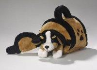 Berner Sennenhund im Hundehaus 15 cm